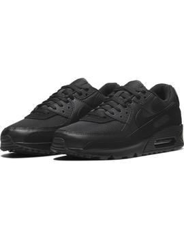 Zapatillas Nike Air Max 90 Black/Black-Black-White