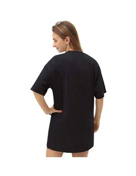 Camiseta Dickies Womens Tshirt Dress Black Mujer