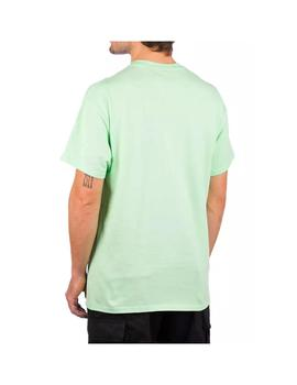 Camiseta Thrasher Leopard Mag S/S Mint Hombre