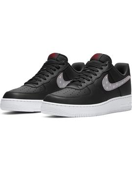 Zapatillas Nike Air Force 1 '07 Anthracite/Silver Hombre