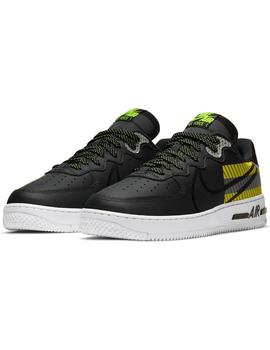 Zapatillas Nike Air Force 1 React LX Anthracite Hombre