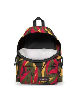 Mochila Eastpak Padded Pak'R Leaves Khaki Unisex