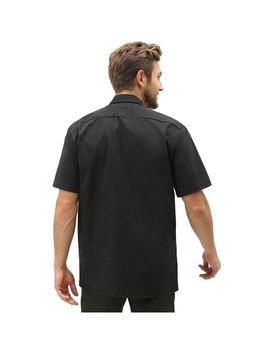 Camisa Dickies Clintondale S/S Work Black