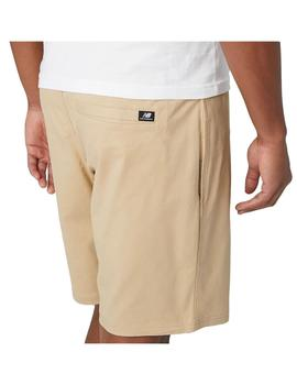 Bermudas New Balance Athletics Woven ShortNB Athle