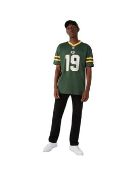 Camiseta New Era NFL Oversized Green Bay Pack Hombre