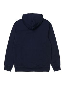Sudadera Carhartt WIP Hooded University Sweat Dark Hombre