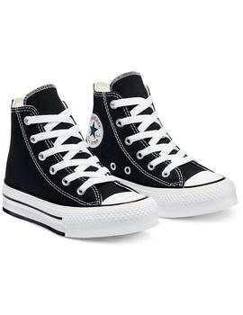 Zapatillas Converse Ctas Eva Lift Hi Black/White/B