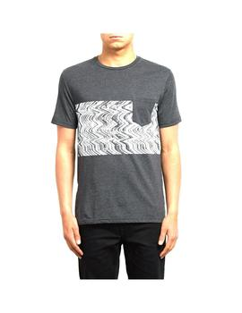 CAMISETA VOLCOM HEATHER LOFI HTH SS BLK