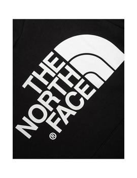 Sudadera The North Face Standard Tnf Black Hombre