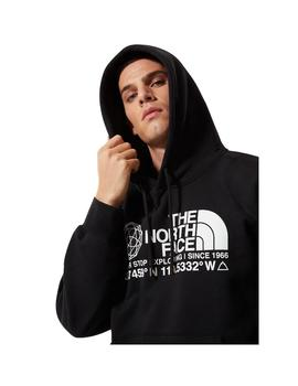 Sudadera The North Face Coordinates P/O Tnf Black Hombre