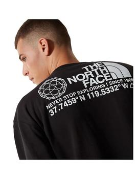 Sudadera The North Face Coordinates Tnf Black Hombre