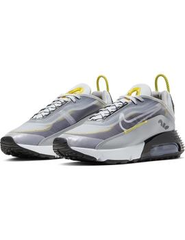 Zapatillas Nike Air Max 2090 Wolf Grey/White Hombr
