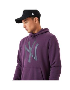 Sudadera New Era MLB Seasonal Team Logo Hoody New Hombre