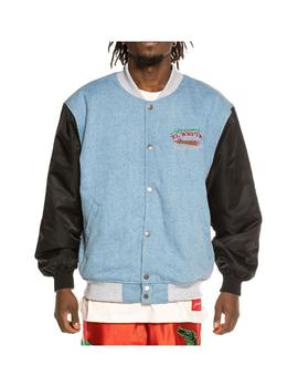 Chaqueta Grimey The Loot Reversible Satin Jacket Hombre