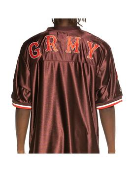 Camiseta Grimey The Loot Football Jersey Brown Hombre