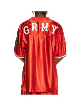 Camiseta Grimey The Loot Football Jersey Red Hombre