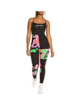 Mono Grimey Strange Fruit All Over Print Jumps Mujer
