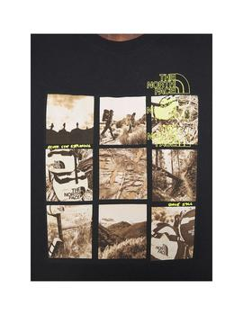 Camiseta The North Face Base Fall Graphic S/S Tnf Hombre