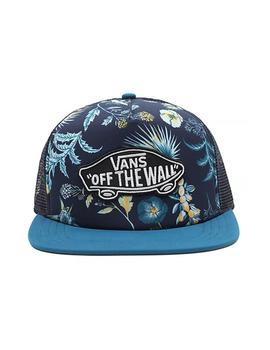 Gorra Vans Classic Patch Trucker Plus Califas Unisex