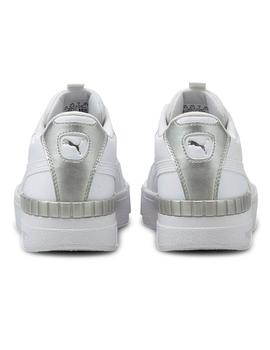 Zapatillas Puma Cali Sport Metallic Wn's White- Wh