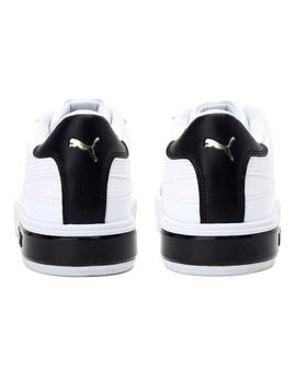 Zapatillas Puma Cali Star Wn's White- Black