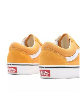 Zapatillas Vans Old Skool Golden Nugget/True White Mujer
