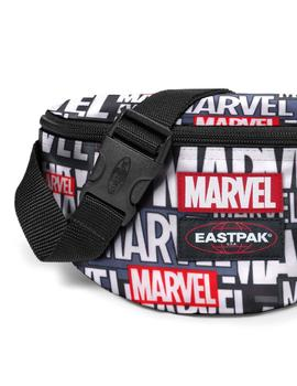 Riñonera Eastpak Springer Collab Marvel Black Unisex