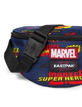 Riñonera Eastpak Springer Collab Marvel Navy Unisex