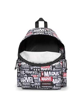 Mochila Eastpak Padded Pak'R Collab Marvel Black
