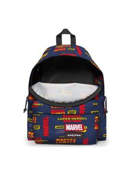 Mochila Eastpak Padded Pak'R Collab Marvel Navy