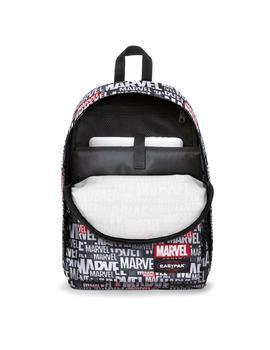 Mochila Eastpak Out Of Office Collab Marvel Black
