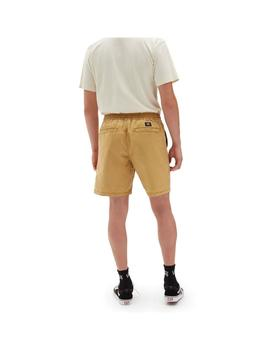 Bermudas Vans Range Salt Wash Short Dried Tobacco Hombre