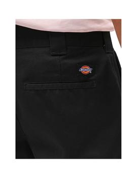 Bermudas Dickies Slim Fit Black Hombre