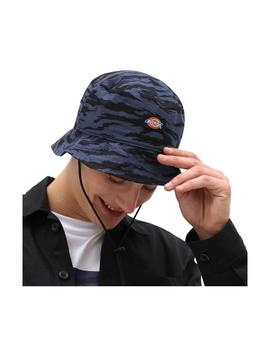 Gorro Dickies Quamba Bucket Navy Blue Unisex