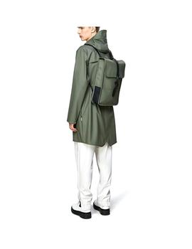 Mochila Rains Backpack Mini Olive Unisex