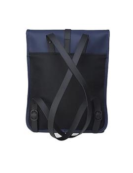 Mochila Rains Backpack Micro Blue Unisex