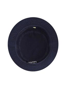 Gorro Kangol Washed Bucket Navy Unisex