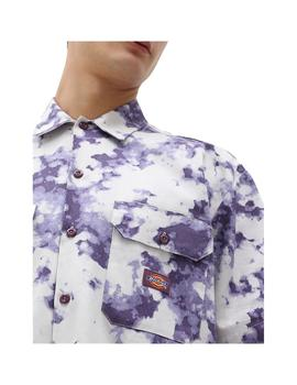 Camisa Dickies Sunburg Purple Gumdrop