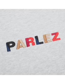 Sudadera Parlez Faded Hoodie Heather Hombre