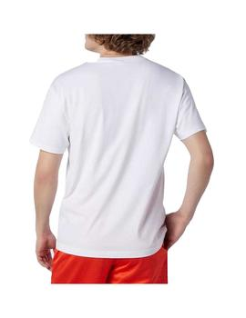 Camiseta New Balance MT11543 NB ESS White Hombre