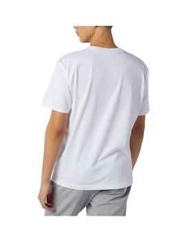 Camiseta New Balance MT11544 NB ESS White Hombre