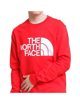 Sudadera The North Face Standard Horizon Red Hombre
