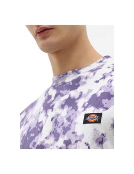 Camiseta Dickies Sunburg Purple Gumdrop Hombre