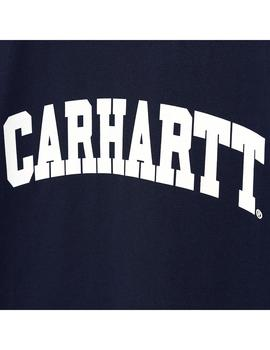 Camiseta Carhartt WIP University T-Shirt Dark Navy