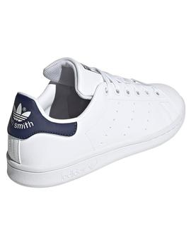 Zapatillas Stan Smith J Ftwbla/Ftwbla/Azuosc