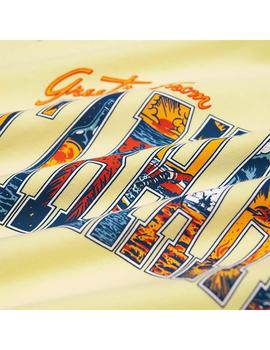 Camiseta Carhartt Greetings From Amarillo Hombre