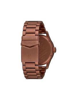 Reloj Nixon Sentry SS Matte Copper Marron Unisex