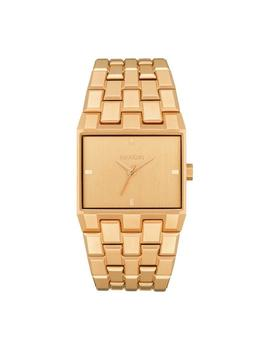 dc343ca4996c Reloj Nixon Ticket II All Gold Dorado Unisex