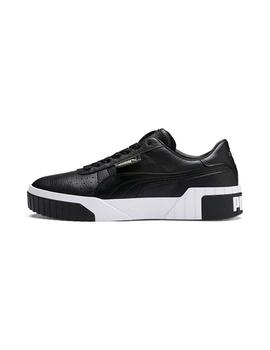Zapatillas Puma Cali Black White