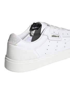 ZAPATILLAS ADIDAS SLEEK WHT/WHT